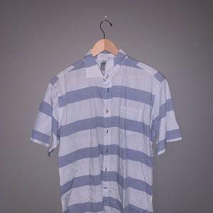 Thomas dean men's dress shirt